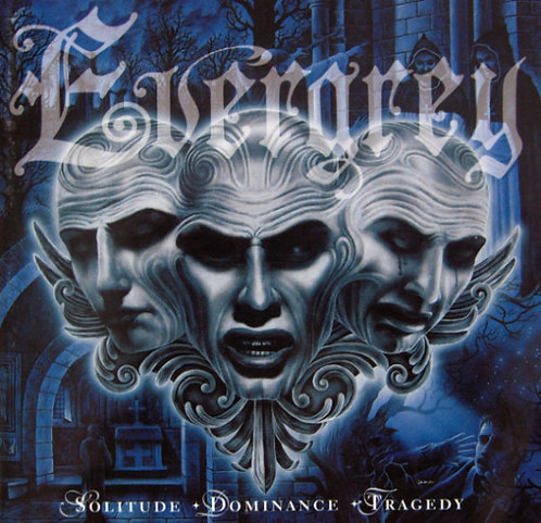 CD Evergrey - Solitude + Dominance + Tragedy - +Bônus - Lacrado