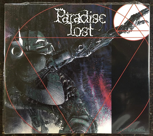 CD Paradise Lost - Lost Paradise - Digipack - Lacrado - +Bônus