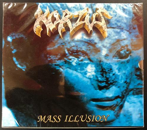 CD Korzus - Mass Illusion (30th Anniversary) - Slipcase