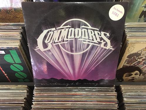 LP Commodores - Midnight Magic - Com Encarte