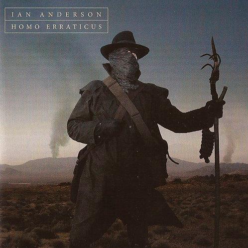 CD Ian Anderson - Homo Erraticus - Importado - Lacrado
