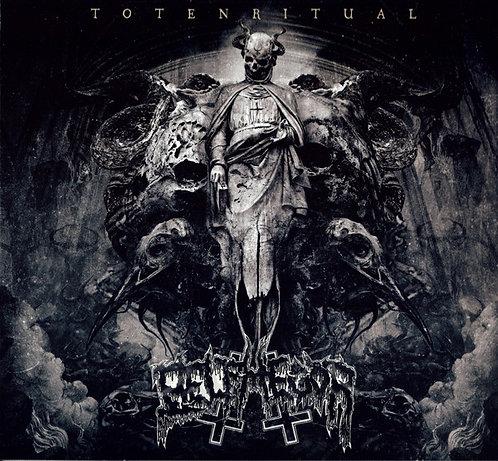 CD Belphegor - Totenritual - Digipack - Importado - Lacrado