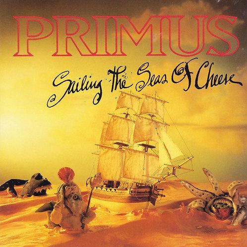 CD Primus - Sailing The Seas Of Cheese - Importado - Lacrado