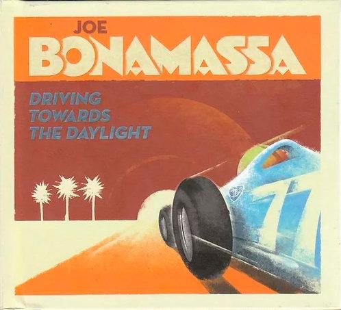 CD Joe Bonamassa - Driving Towards The Daylight - Lacrado