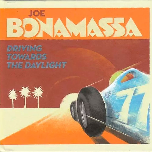 CD Joe Bonamassa - Driving Towards The Daylight - Lacrado