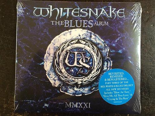 CD Whitesnake - The Blues Album - Digipack - Lacrado