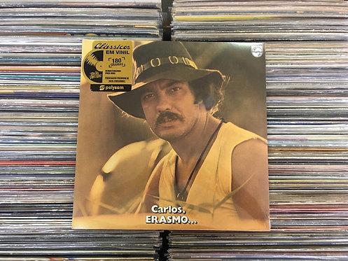 LP Erasmo Carlos - Carlos, Erasmo - Lacrado