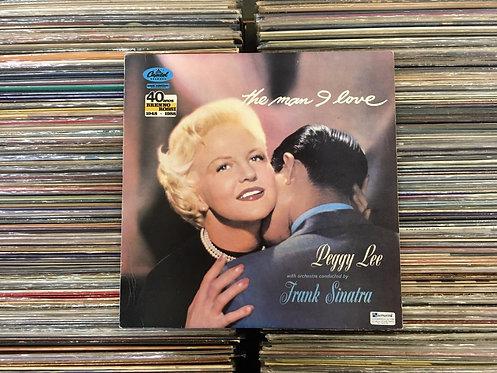 LP Peggy Lee - The Man I Love