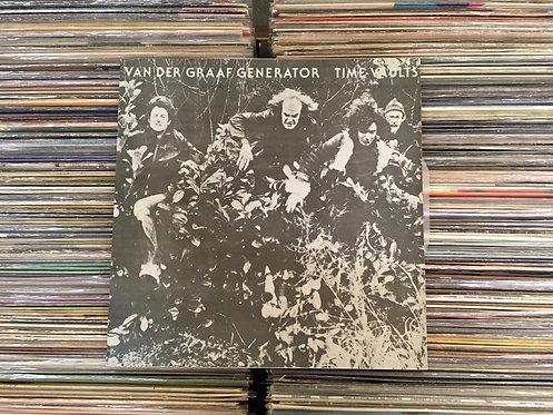 LP Van Der Graaf Generator - Time Vaults