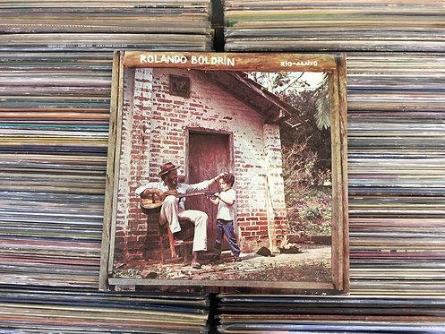 LP Rolando Boldrin - Rio-abaixo - Com Encarte