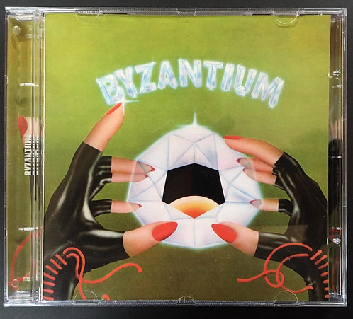 CD Byzantium - Byzantium 2014 - Importado