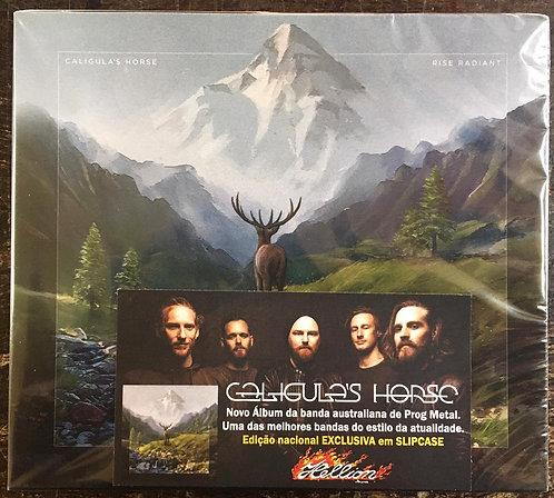 CD Caligula's Horse - Rise Radiant - Slipcase - Lacrado