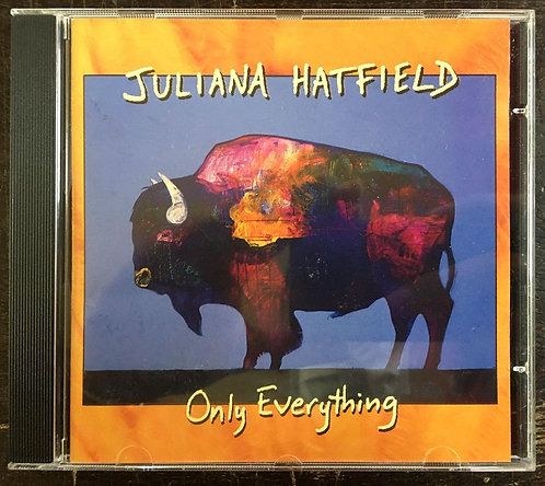 CD Juliana Hatfield - Only Everything