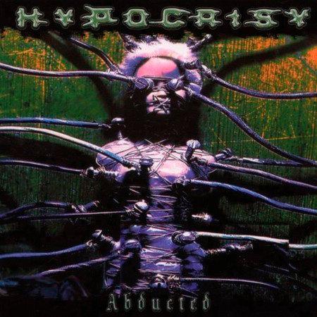 CD Hypocrisy - Abducted - Importado - Lacrado