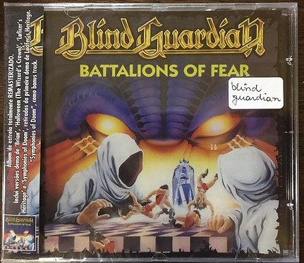CD Blind Guardian - Battalions Of Fear - +Bônus - Lacrados