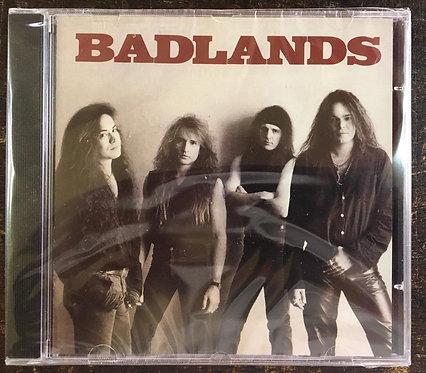 CD Badlands - Badlands - Importado - Lacrado