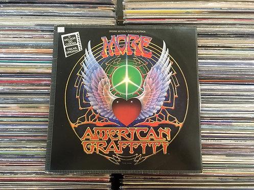 LP More American Graffiti -  Original Motion Picture Soundtrack - Duplo - Imp