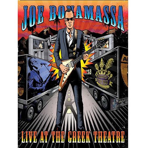 DVD Joe Bonamassa - Live At The Greek Theatre - Duplo - Lacrado