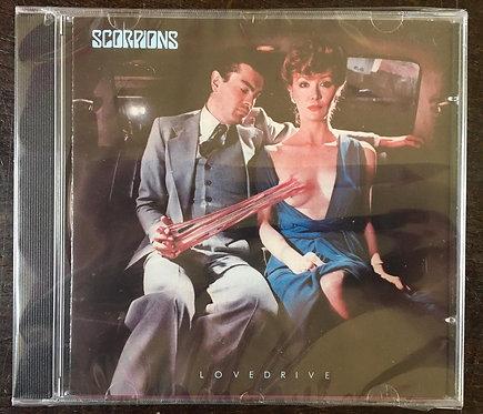 CD Scorpions - Lovedrive - Importado - Lacrado