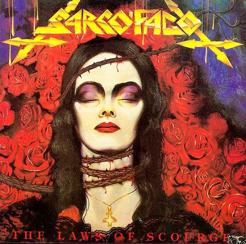 CD Sarcófago - The Laws Of Scourge - Lacrado