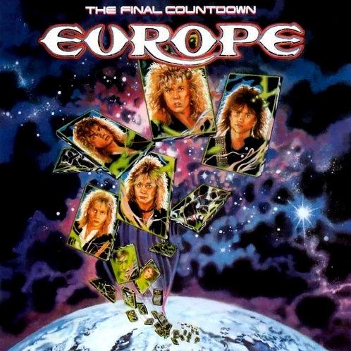 CD Europe - The Final Countdown - Importado - Lacrado