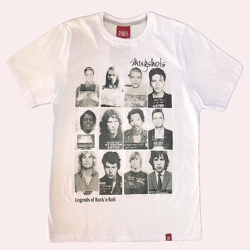 Camiseta Legends Of Rock' N Roll - Chemical