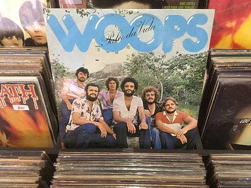 LP Woops - Palco Da Vida