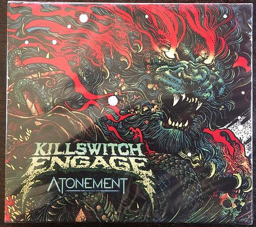 CD Killswitch Engage - Atonement - Slipcase - Lacrado