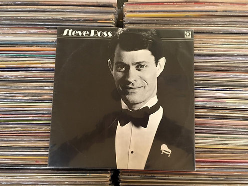 LP Steve Ross - 1979 - I Want To Be Seen With You Tonight
