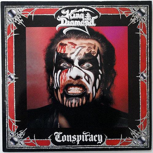 CD King Diamond - Conspiracy - Importado - Lacrado