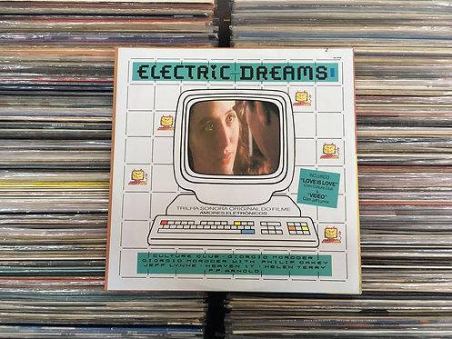 LP Electric Dreams - Trilha Sonora Original Do Filme - 1984