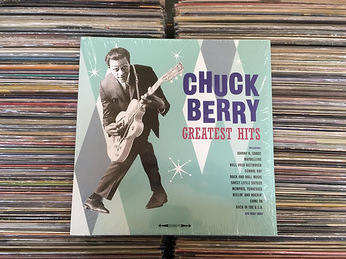 LP Chuck Berry - Greatest Hits - Importado, 180g