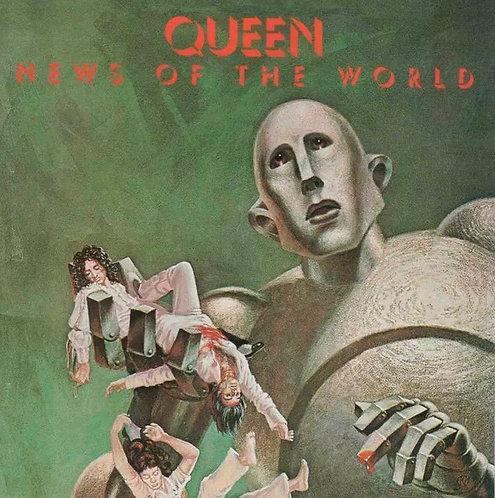 CD Queen - News Of The World - Duplo - Lacrado