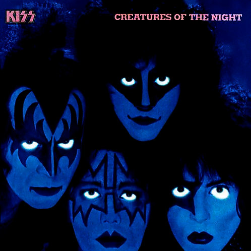 CD Kiss - Creatures Of The Night - Importado - Lacrado