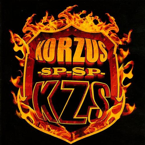 CD Korzus - KZS - Lacrado