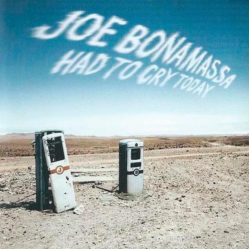 CD Joe Bonamassa - Had To Cry Today - Lacrado