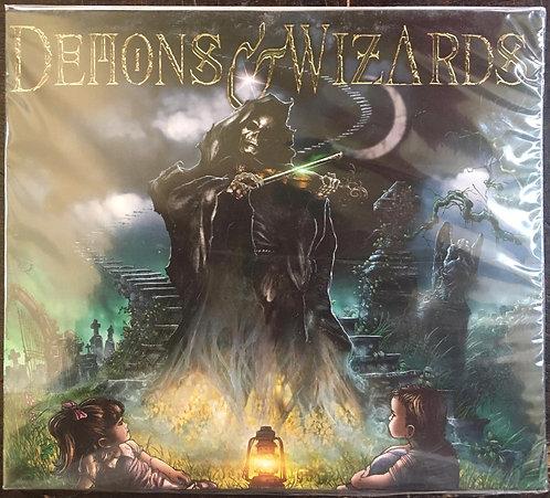 CD Demons & Wizards - Demons & Wizards - Slipcase - Lacrado