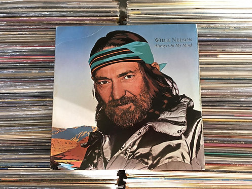 LP Willie Nelson - Always On My Mind - Importado - C/Encarte