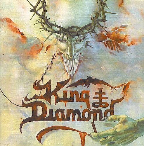 CD King Diamond - House Of God - Slipcase - Lacrado
