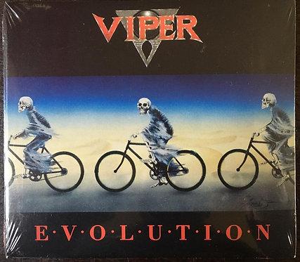 CD Viper - Evolution - Paper Sleeve - Lacrado