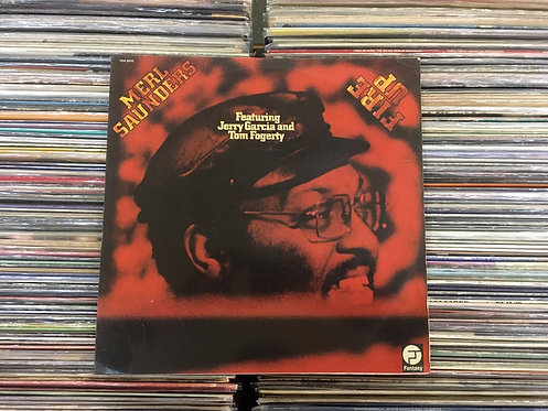 LP Merl Saunders - Fire Up