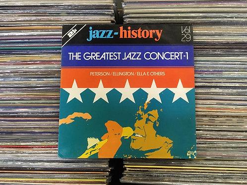 LP Jazz History Vol.29 / Greatest Jazz concert In The World 1 - Duplo