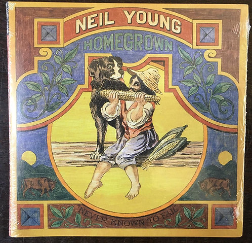 CD Neil Young - Homegrown - Digifile - Lacrado