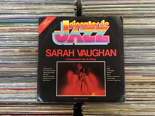 LP Sarah Vaughan - Gigantes Do Jazz