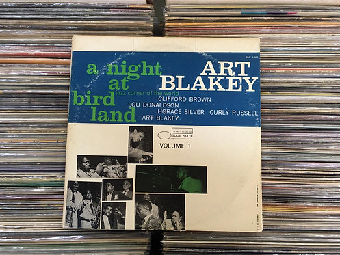LP Art Blakey - A Night At Birdland Volume 1 - Importado