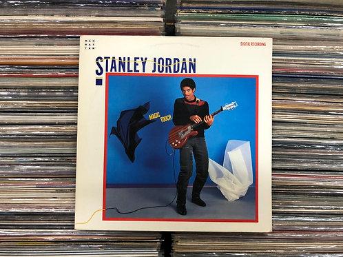 LP Stanley Jordan - Magic Touch