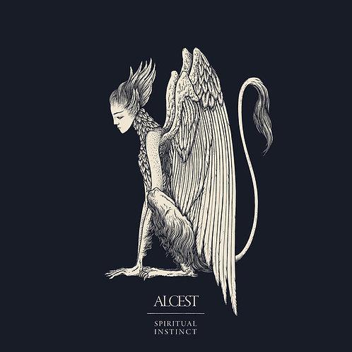 CD Alcest - Spiritual Instinct - Lacrado