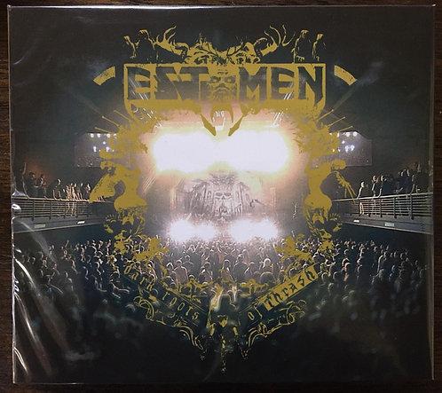 CD Testament - Dark Roots Of Thrash - (2 CDs+ DVD) Digipack