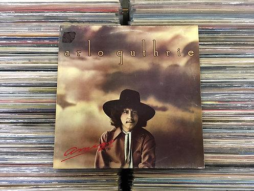 LP Arlo Guthrie - Amigo - Importado