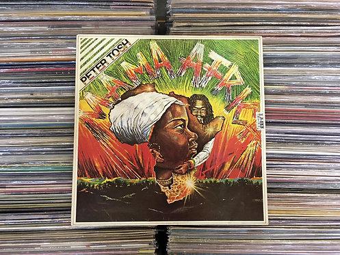 LP Peter Tosh - Mama Africa - Com Encarte
